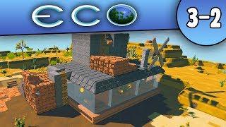 как почувствовать себя Рикшей? 02 Eco: Global Survival Game
