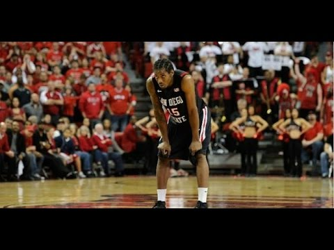 Kawhi Leonard College Days Documentary