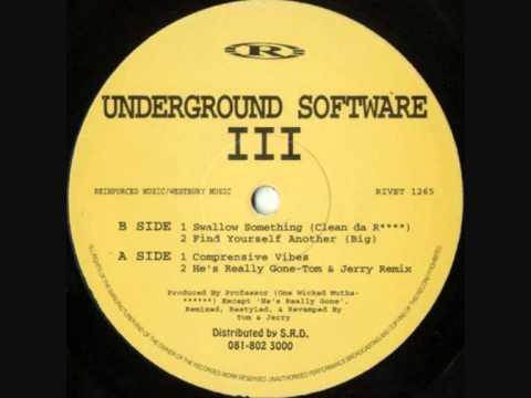 Underground Software - Swallow Something (Clean Da R****)