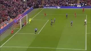 Liverpool vs Bournemouth 1-0 All Goals (Capital One Cup) 2015