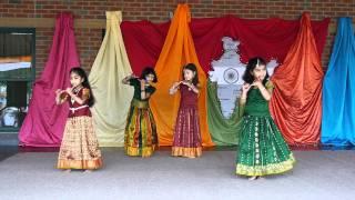 Mukunda Mukunda Kids Dance - India Festival 2011, Olean NY - GH2