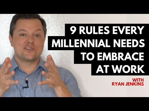 9 Rules Every Millennial Needs to Embrace at Work