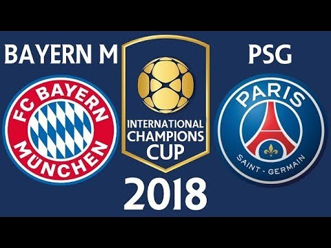 Bayern Munich Psg Live Streaming Icc2018 Youtube
