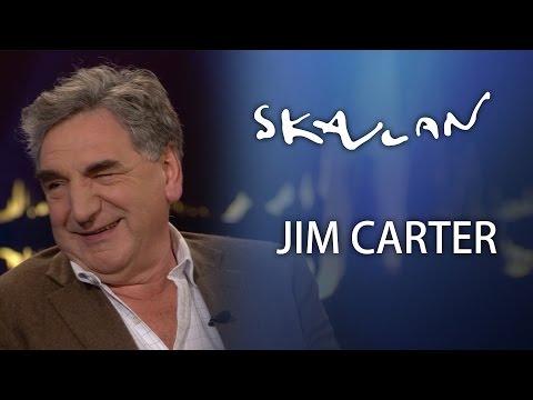 Jim Carter   Skavlan
