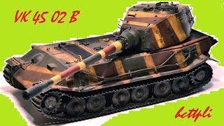 maus hattındaki son viraj vk 45 02 b world of tanks blitz