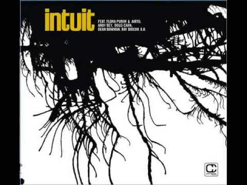 - INTUIT - A Hard Night's Day feat. Cecile Verny