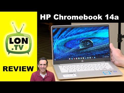 "HP Chromebook 14a Review - Entry Level 14"" Chromebook - 14a-na0020nr"