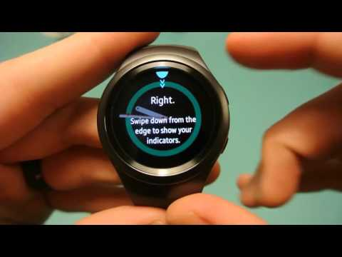 Samsung Gear S2 Unboxing and Review...