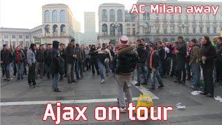 Video Gol Pertandingan AC Milan vs Ajax Amsterdam