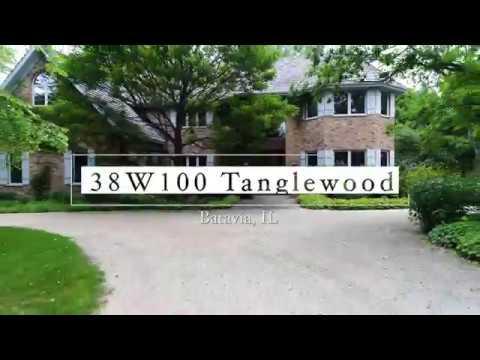 Batavia IL Real Estate   38W100 Tanglewood Batavia IL