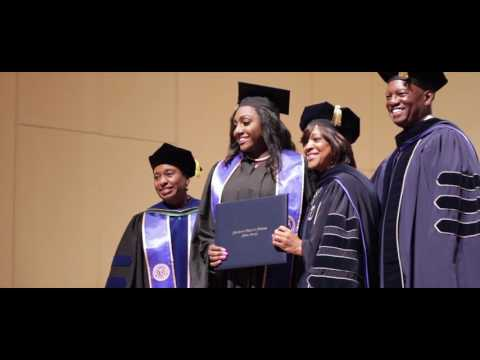 Morehouse School of Medicine Commencement Ceremony 2016 (Highlights)