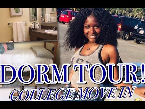 Dorm Tour 2018   Freshman Year NSU