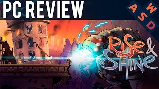 Rise & Shine Review   PC Gameplay and Performance   Tarmack