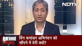 Prime Time With Ravish, March 01, 2019 | Does Speaking Against War Equal Speaking Against Army?