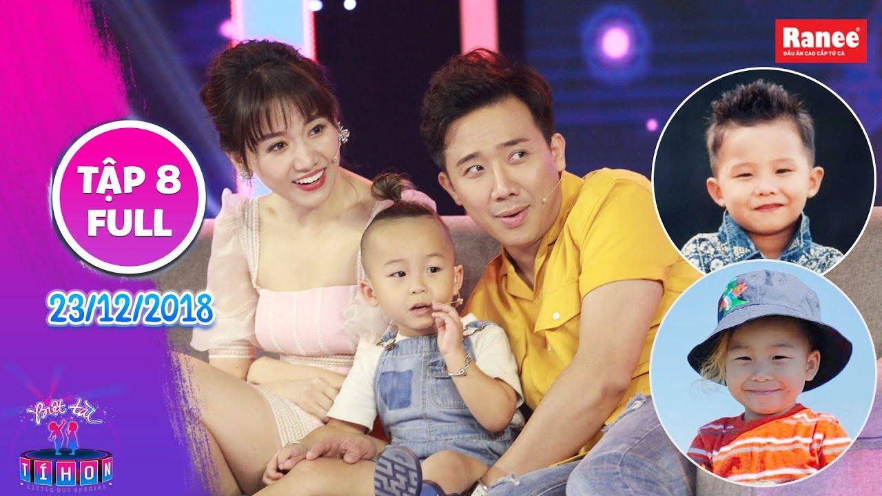 Biệt Tài Tí Hon 2 | Tập 8 full: Trấn Thành, Hari Won  mê tít