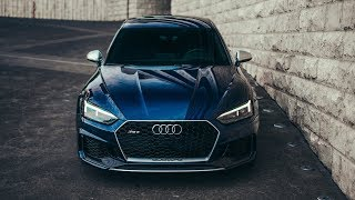 Full Speed In The 2019 Audi RS5 Sportback!