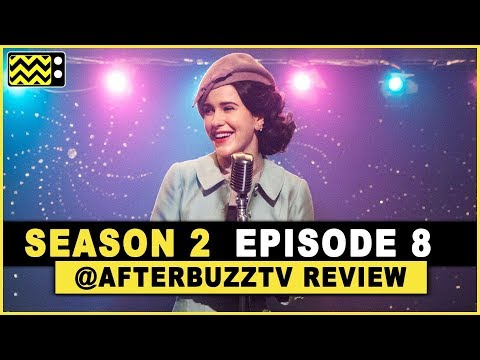 Download The Marvelous Mrs. Maisel Season 2 Episode 8 Review & After Show