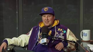 Nick Swardson: Graduate of Vikings U Where He Majored in Sadness | The Rich Eisen Show | 1/17/20