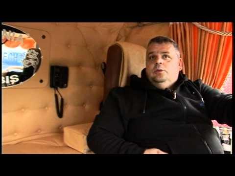 Kierowca i jego Scania - Ржачные видео приколы