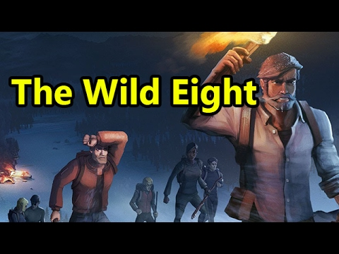 The Wild Eight with Dodger, Sam, Octopimp and Gmart