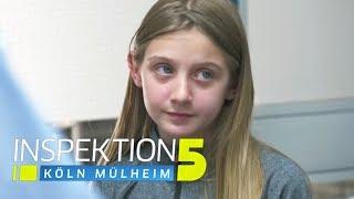 Anja (11) auf der Wache: Sie möchte sofort ins Kinderheim! | Inspektion 5 | SAT.1 TV