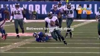Philadelphia Eagles vs New York Giants: Inspirational Video