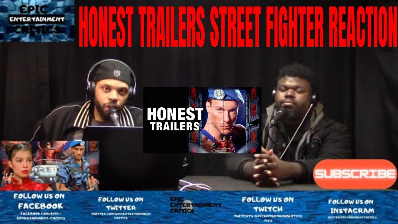 Download Honest Trailer StreetFighter Movie Reaction
