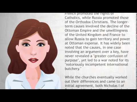 The Crimean War - Wiki Videos