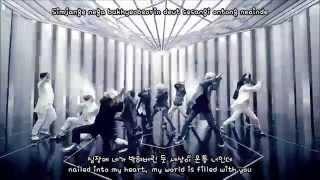 [HD] EXO-K Overdose 중독 MV Lyrics [ENG SUB + HAN + ROM] with Download Link