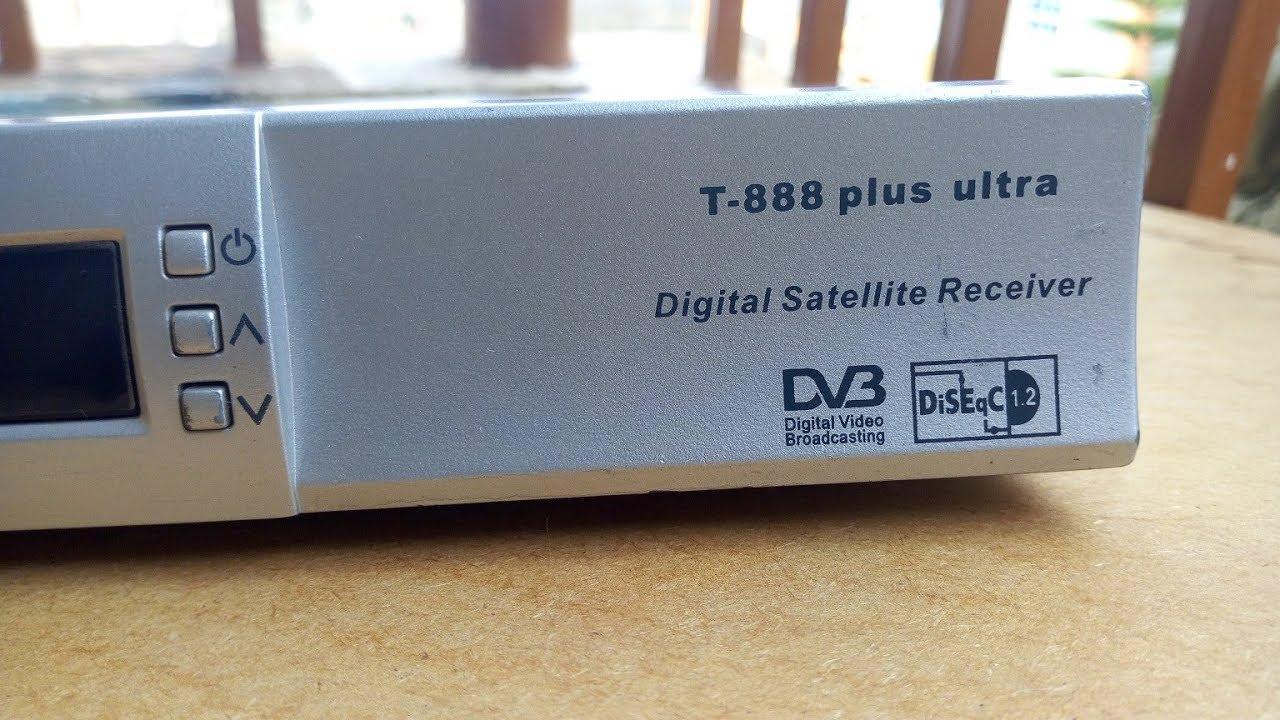 Technosat T 888 Decoder As Satellite Finder, How To