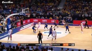Olympiakos offensive plays against Khimki- Part 2