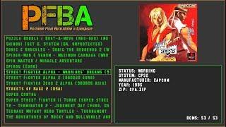 psvita h encore emulator PBFA with best roms