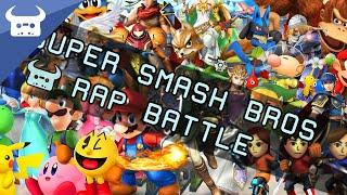 SUPER SMASH BROS RAP BATTLE | Dan Bull vs VI Seconds