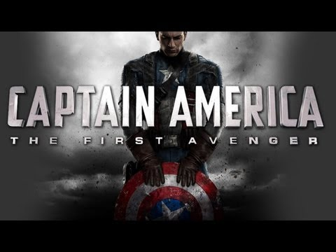 Captain America: The First Avenger -- Movie Review #JPMN Travel Video