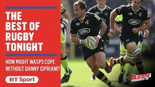 Demo: The Danny Cipriani Effect and how Wasps may cope without him
