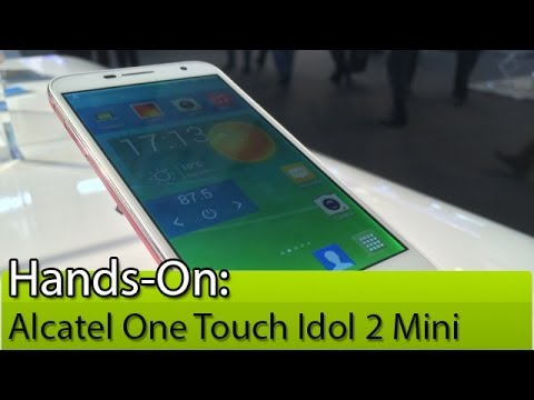 Hands-on: Alcatel One Touch Idol 2 Mini - Tudocelular.com