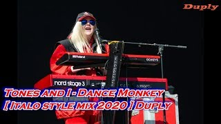 Download Tones and I - Dance Monkey [ Disco style mix 2020 ] Duply