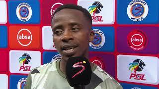 Absa Premiership 2019/20 | Thabo Nodada | Interviews