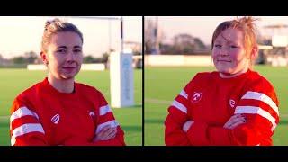 Cwestiynau chi - Elinor Snowsill a Caryl Thomas | CIC | Stwnsh