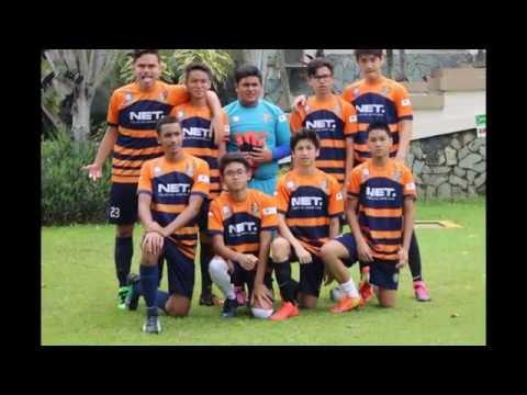 Mentari School Jakarta at Jakarta School Football League 2016