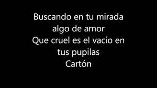 La tonta letra Jimena Barón