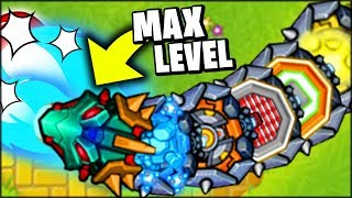 👀 THE UNSEEN MAX LEVEL COLLOSATRON IS HERE TO POP BLOONS