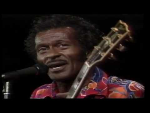 Memphis Tennessee - Chuck Berry ( Live at the Roxy 1982 )