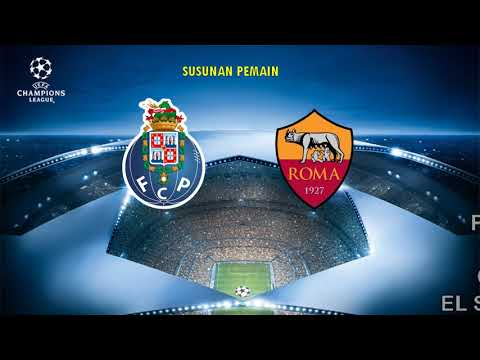 VIDEO - UEFA Champions League, Live Streaming FC Porto Vs AS Roma