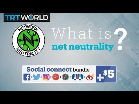 The end of net neutrality: what it means