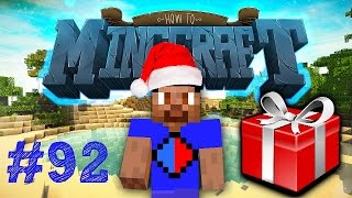 Minecraft SMP HOW TO MINECRAFT #92 'CHRISTMAS SPECIAL!' with Vikkstar