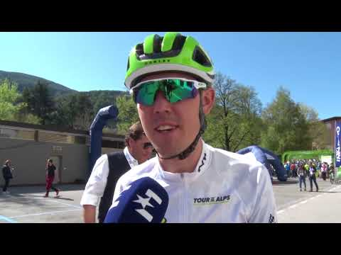Ben O'Connor - Interview before the start - Stage 4 - Tour of the Alps 2018