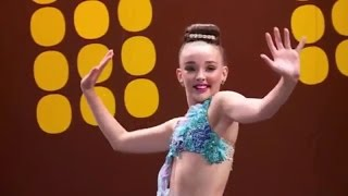 "Dance Moms - Kendal Vertes National Solo ""My Name In Lights"""