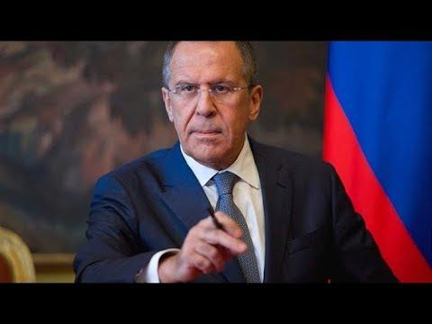 Пресс-конференция Сергея Лаврова. Полное видео