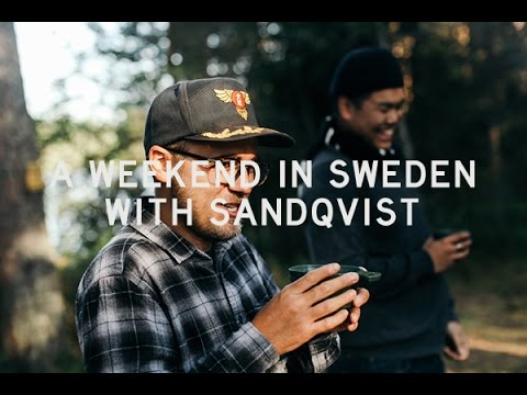 A weekend in Sweden with Sandqvist